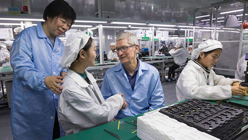 Các hãng công nghệ lớn đưa dây chuyền sản xuất về Việt Nam