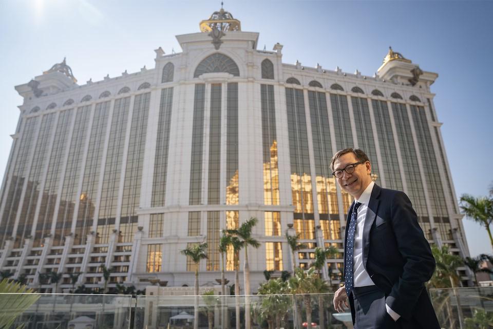 Hình ảnh sòng bài Trung Quốc - Galaxy Casino