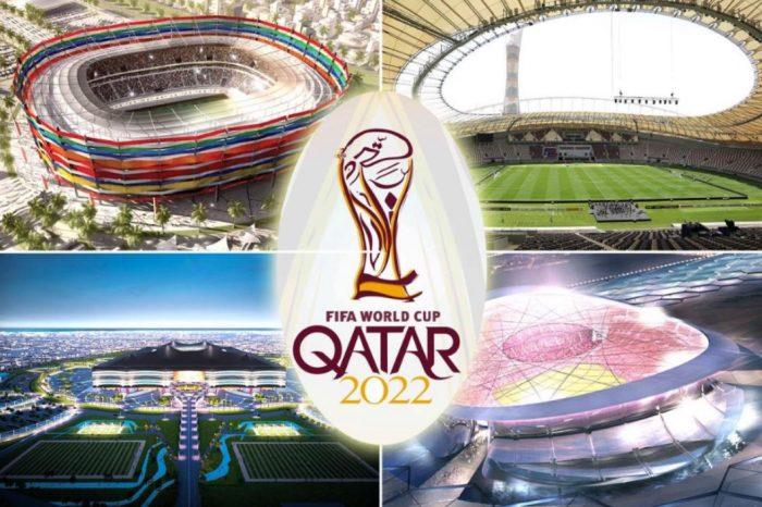 Qatar sẽ đăng cai tổ chức World Cup 2022