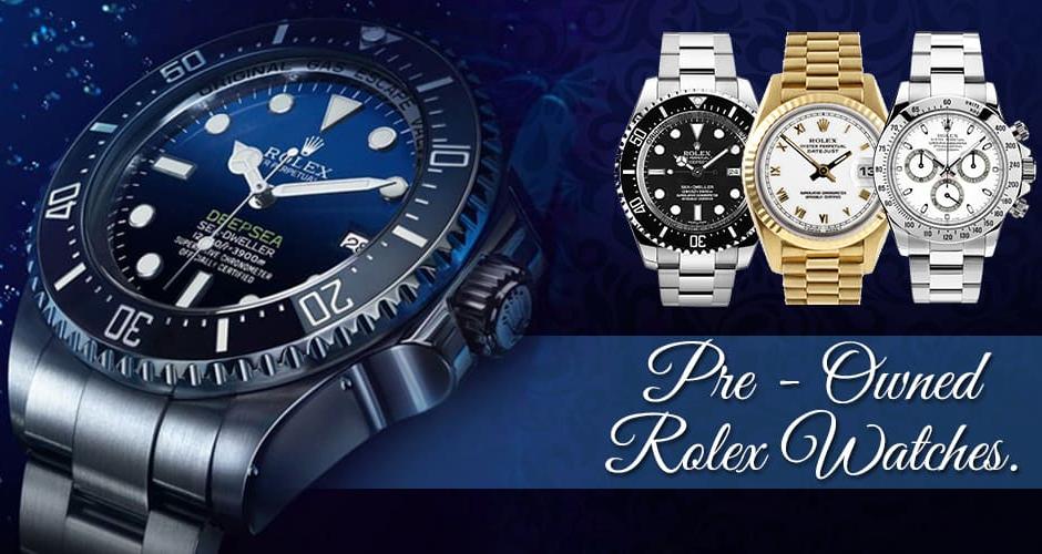 Danh Sách Cửa Hàng Đồng Hồ Rolex Chính Hãng Ở TPHCM