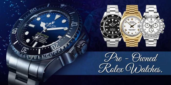 Đồng hồ rolex sang chảnh