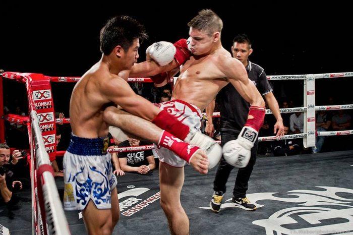 Thi đấu Muay Thái