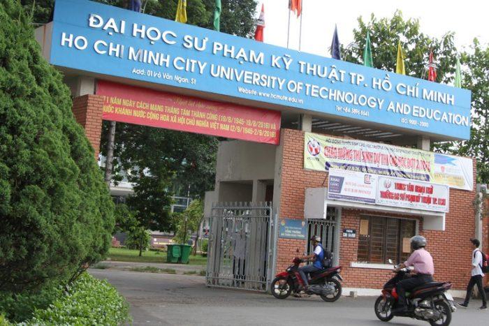 Trường DH Sư phạm kỹ thuật