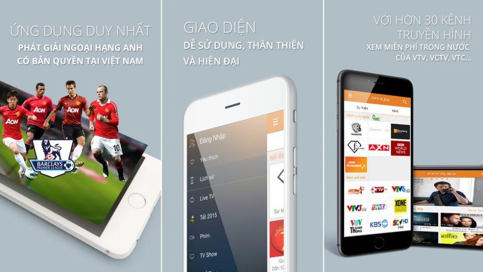 3 ứng dụng xem bóng đá trực tuyến tốt nhất tại Việt Nam