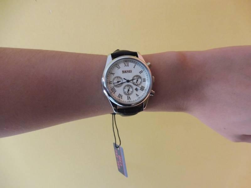 Đồng hồ Skmei 9078 đeo tay nam