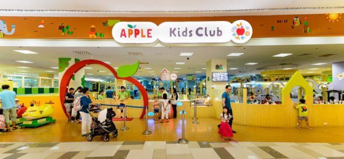 Khu vui chơi trẻ em trong nhà Kids Club