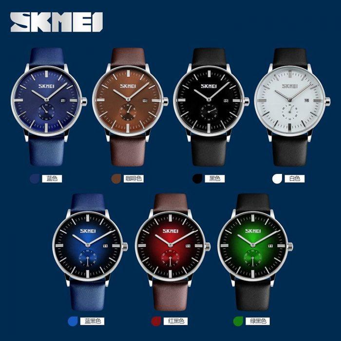 Skmei 9083 có nhiều màu để lựa chọn