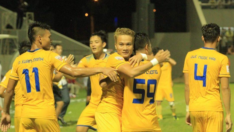 3 lý do đội bóng Sông Lam Nghệ An trở lại mạnh mẽ tại V.League