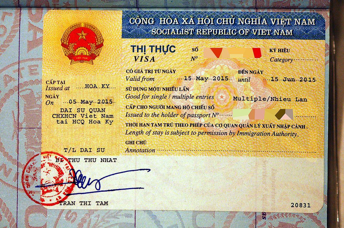 Tìm hiểu thị thực là gì