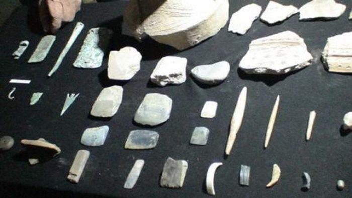 Dụng cụ bằng đá thời nguyên thủy