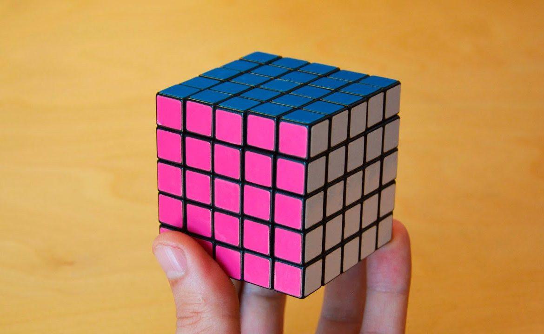 Hướng dẫn chi tiết Cách giải Rubik 5x5