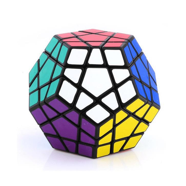Hiểu rõ cấu tạo của khối rubik 12 mặt