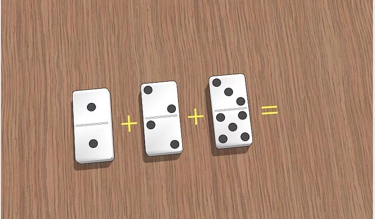 nếu không có ai hết bài, tính điểm domino như thế nào