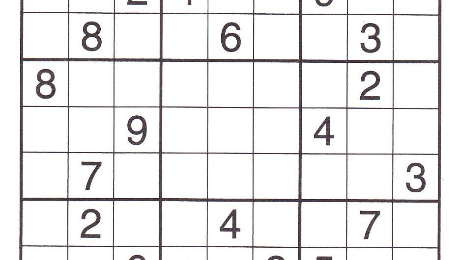 Chia sẻ cách chơi Sudoku cho người mới học dễ hiểu nhất