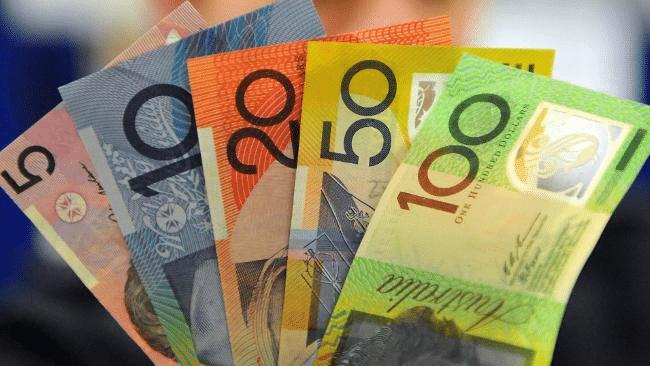 Đô la Úc chịu sự tác động của hàng hóa