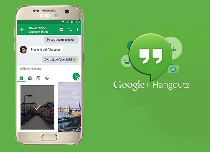 Tìm hiểu về Google Hangout là gì và cách cài đặt