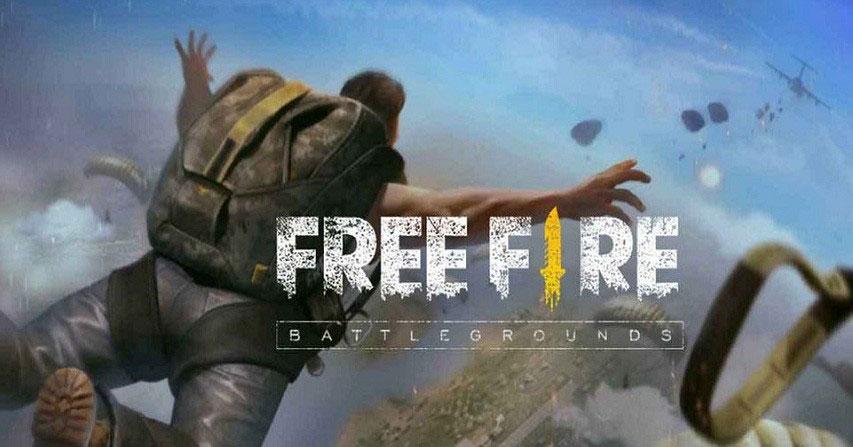 Free Fire là game sinh tồn bắn súng thú vị