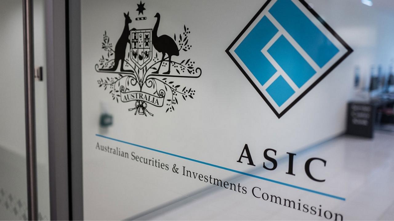 Ủy ban Chứng khoán và Đầu tư Úc (ASIC)